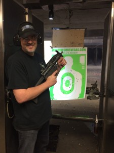 A fun 10 seconds!  I think the mp5k is the mostfun  FA gun I have every fired.  Expensive at this place but still fun.